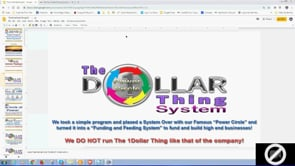 We Turned The 1Dollar Thing Into an Awesome Funding and Feeding System Webinar Replay 2nd July 2019