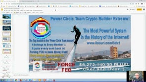 Nothing Comes Close Power Circle Team Crypto Builder Extreme Force Fed - Self Building Webinar Replay 3rd July 2019