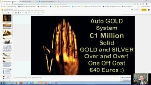 How To Get GOLD and SILVER Bullion for Free with Auto GOLD System Webinar Replay 4th July 2019