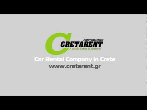 Cretarent.gr - Car Rental Company In Crete