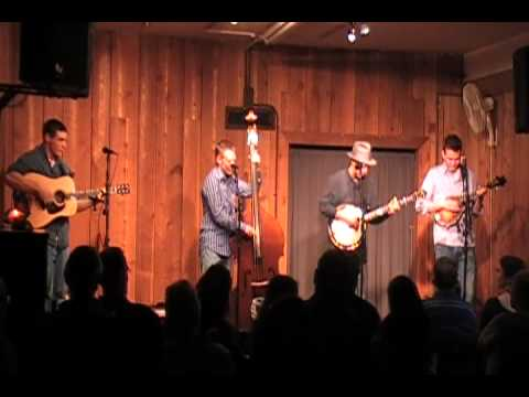 "The Bluegrass Regulators - ""Haymaker"""