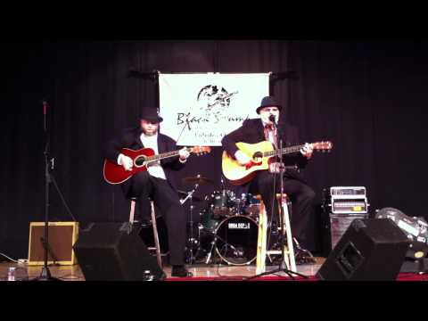 Bad Luck Trouble - Tom & Alex Clawson @ Black Swamp Blues Society