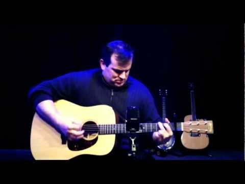 Amazing Grace - Carter Style - 2012 Martin D-18 demo