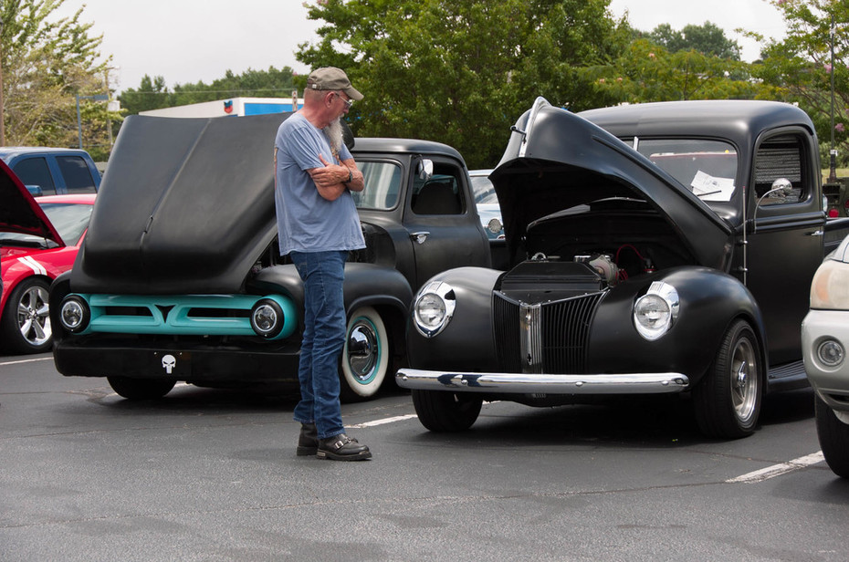 3rd Annual Car, Truck & Motorcycle Show benefitting Veterans with PTSD-50