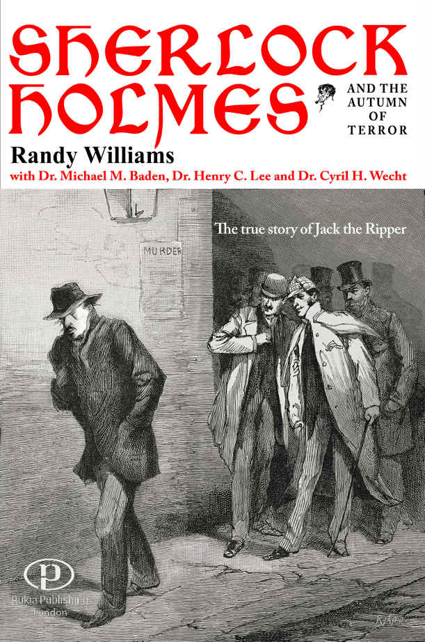 Sherlock Holmes And The Autumn of Terror - Randy Williams