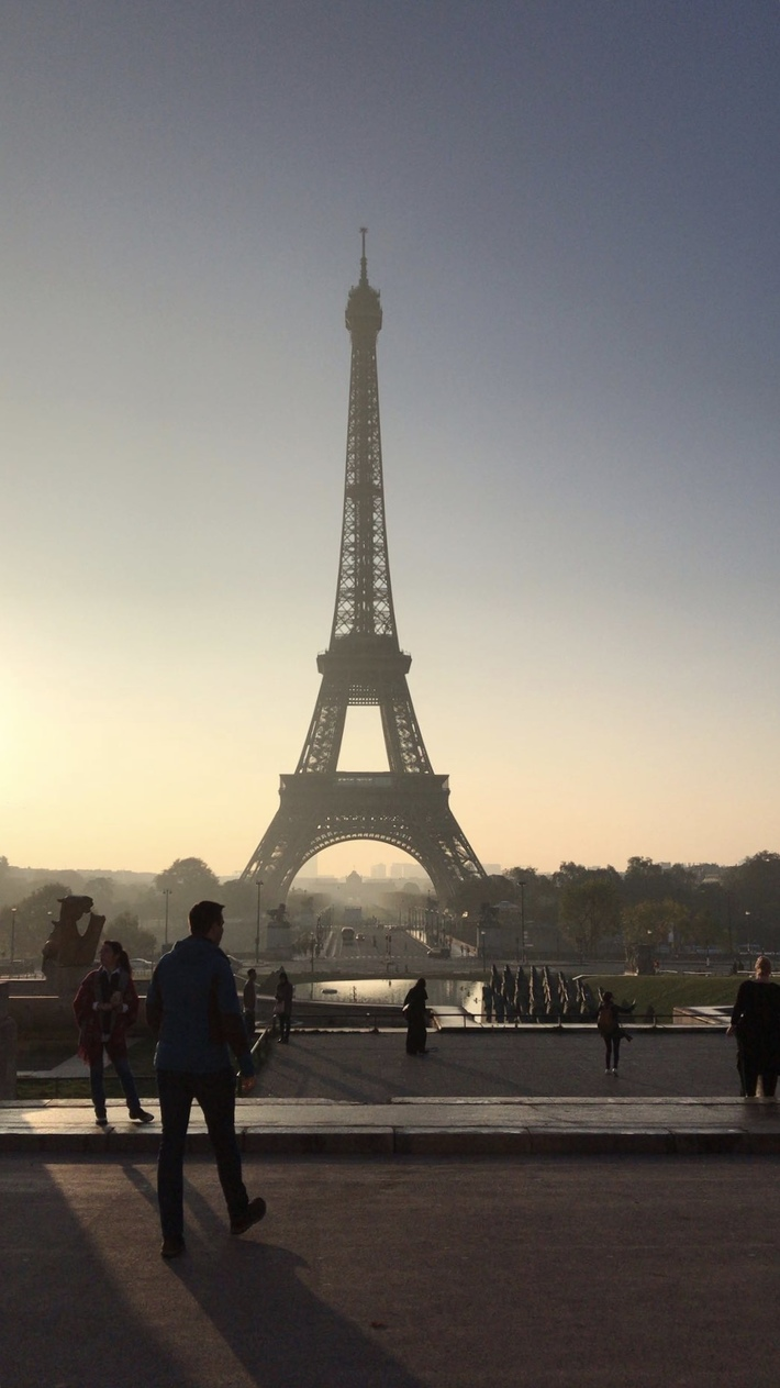 Good Morning, Paris!