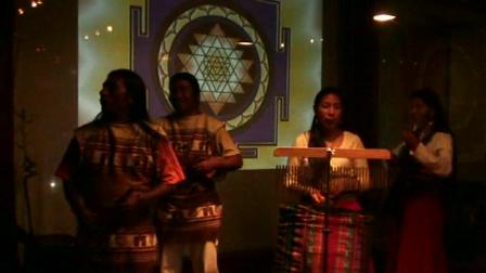 Sayaka Inka Peruvian Musicians in Sedona
