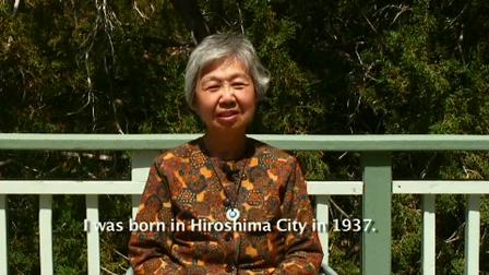 Hiroshima Survivor Keiko Murakami