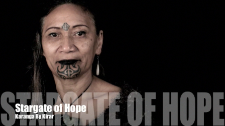 'Stargate of Hope' ~ Karanga ~