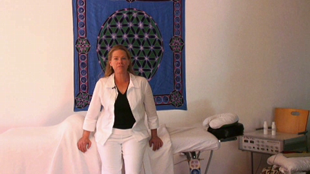 Micro-current Therapy in Sedona with Hollin Zimmerman