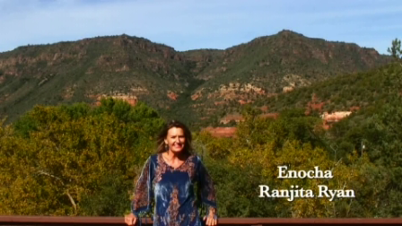 Sedona's Earth Energy Enocha Ranjita Ryan