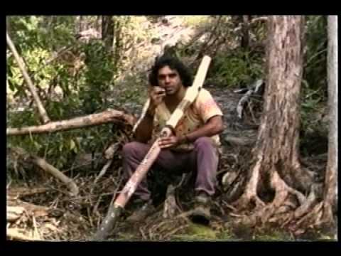 David Hudson Australian Didgeridoo