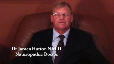 Dr James Hutton Naturopathic Doctor
