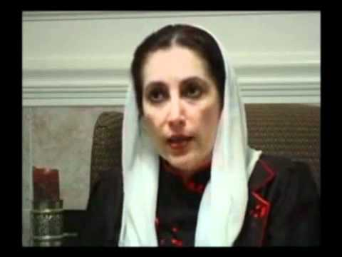 Benazir Bhutto: Women Leaders