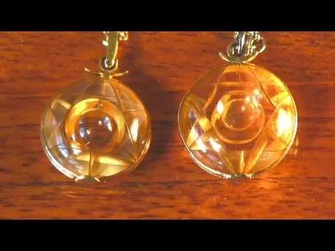 Merkaba Amulets by Kevin Petrilli