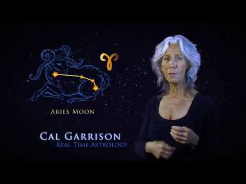 Aries Moon Announcing Cal Garrison's New Online School of Astrology Launch 2014