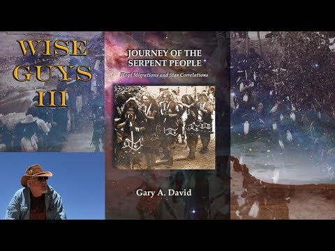 Journey of the Serpent People Gary A David  Episode 03/of 4