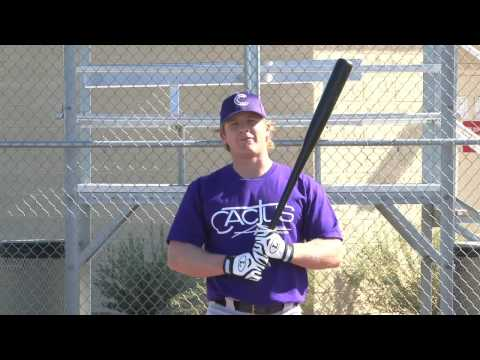 Cactus Athletic Camps Professional Hitting, Bunting & Base Running Training DVD