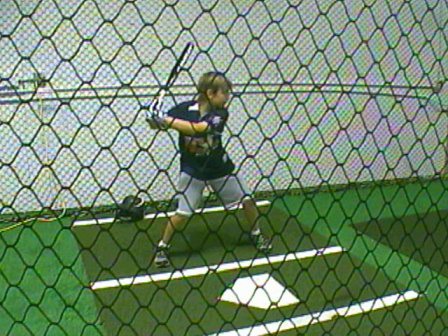 Avery 12U In Batting Cage