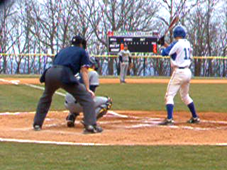 Kurtis Wiles at Covenant College 2011
