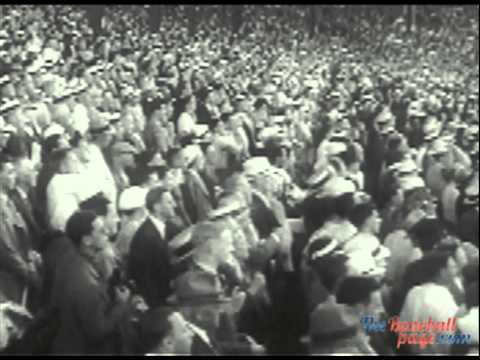 1936 ALL-STAR BASEBALL GAME