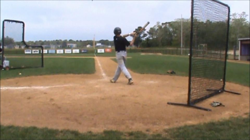 Swing analysis: Jack Roberts 2013 SS