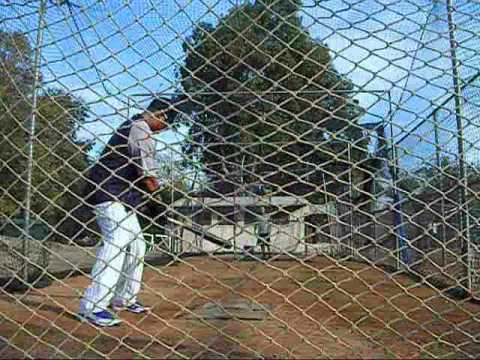 Batting Practice- POTE FIELD, Griffith Park, CA