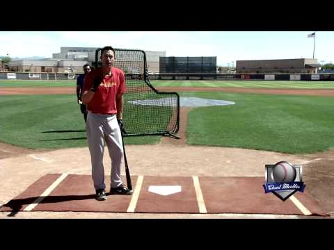 Hitting the Breaking Ball - Angled Front Toss Drill