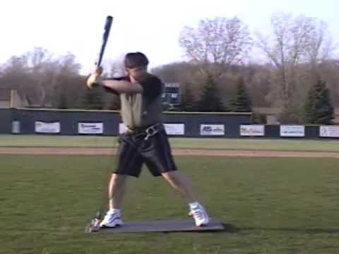 Baseball ... Instantaneous Bat Speed ... Part II ... Power Baseball Workout