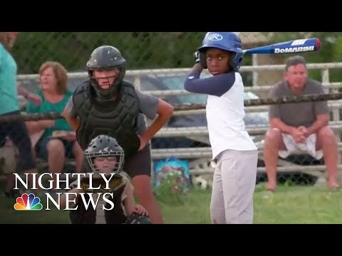 """A League Of Their Own: Playing """"Unorganized"""" Baseball For Fun 