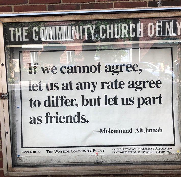 Quaid-e-Azam Mohammad Ali Jinnah Quote