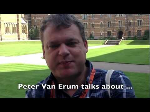 Solution Focus and African Farmers: Interview Peter Van Erum