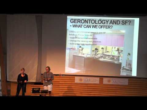 SF gerontological coach - Mari Juote & Leena Rasanen