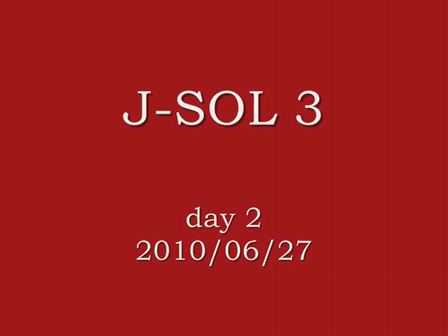J-SOL3 day2