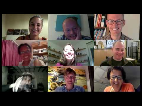 Online (Multi!) Open Space Wrap-Up and Inspiration