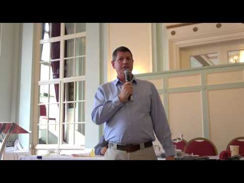 Andrew Gibson talks about using Solution Focus to help businesses