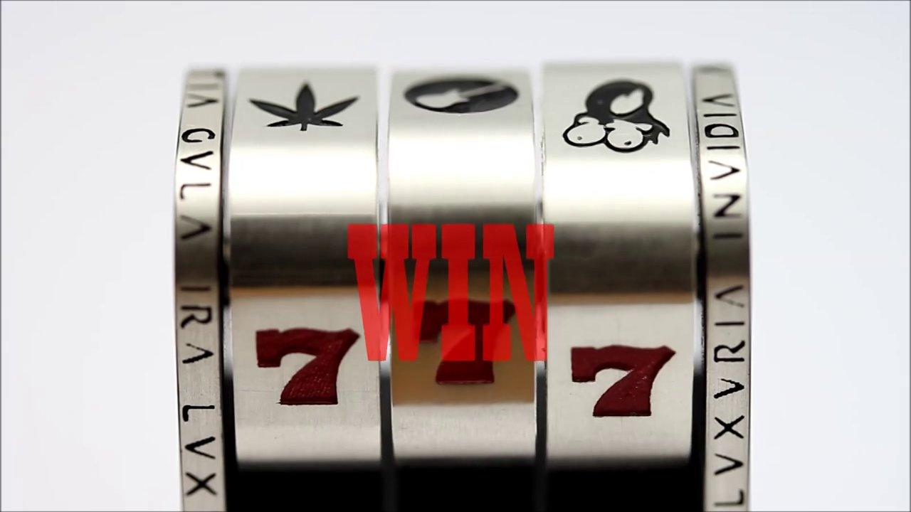 knuckle bandid - kinetic gambling ring