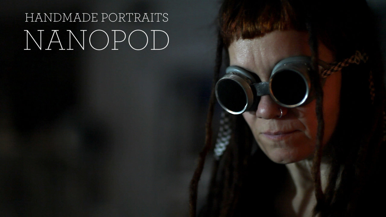 Handmade Portraits: Nanopod