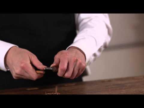 Artisanal Pencil Sharpening