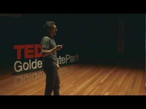 Assemblage - Sculpture: Jeremy Mayer at TEDxGoldenGatePark (2D)