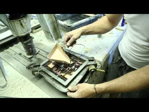 David Dalichoux - The Making of Cement Tiles