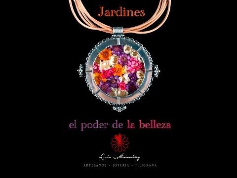 Luis Méndez - Jardines - El poder de la belleza