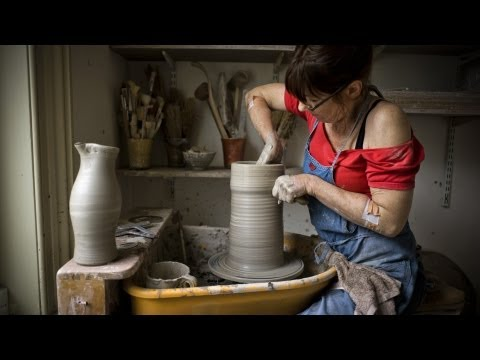 Lisa Hammond: 'A Sense of Adventure' feature film about British potter