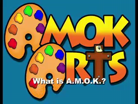 AMOK Creative Arts Ministry Presents What is AMOK