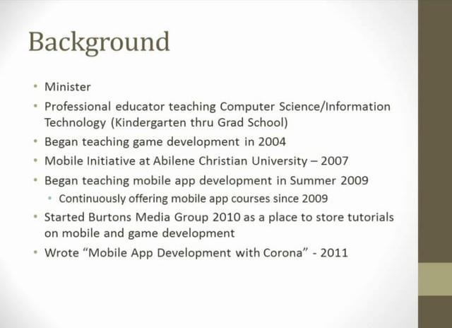 App Development for Mobile Ministry