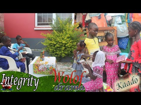 Integrity {in Wolof} series 1