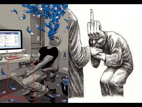 The Sad Truth Of Today's Social Reality