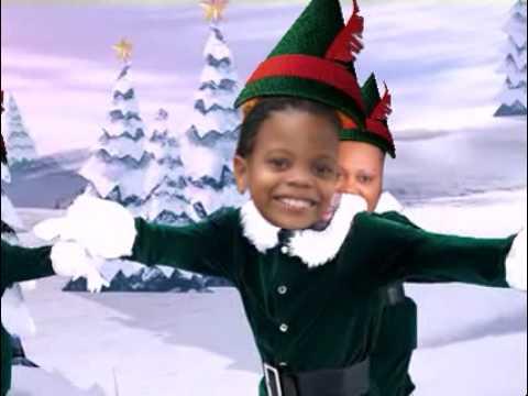 "A ""Raising Chefs"" Christmas Greeting"