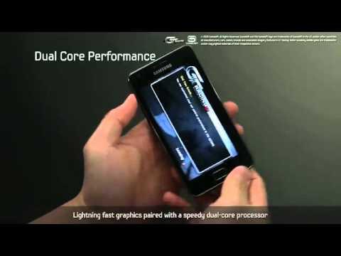Samsung Galaxy S II Official Live Demo (HD)