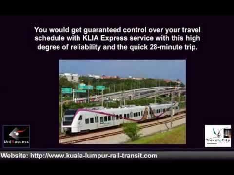 Superb KLIA Express Rail Link: Your Awesome Speedy KLIA Express Rail Link for Fashionable Kuala Lum…